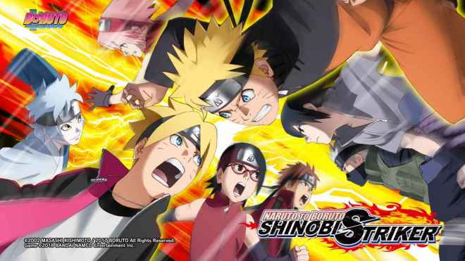 foto de Naruto to Boruto: Shinobi Striker, a [BETTER] Multiplayer focused ...